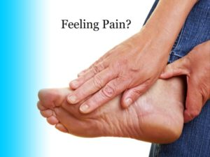 fight foot pain